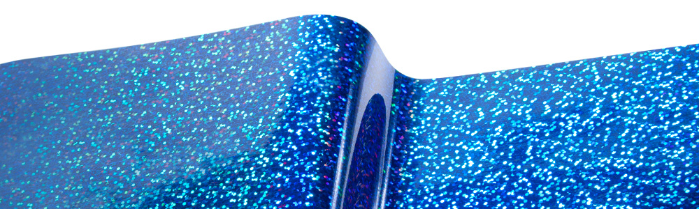 Metal flake royal blue S C204
