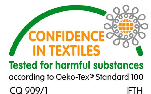 OEKO-TEX QUALITY